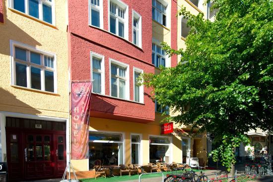 Sterne Hotel Zarenhof Berlin Friedrichshain
