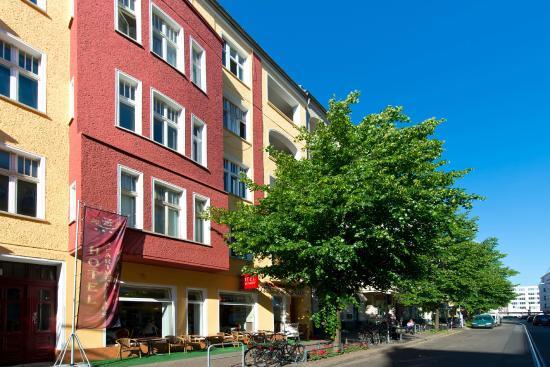 Hotel Zarenhof Berlin Boxhagener Str