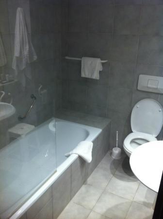 Rosenburg Hotel: bagno
