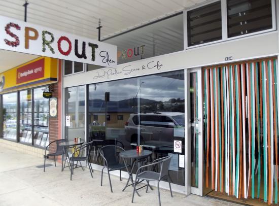 Sprout Eden: Shop front