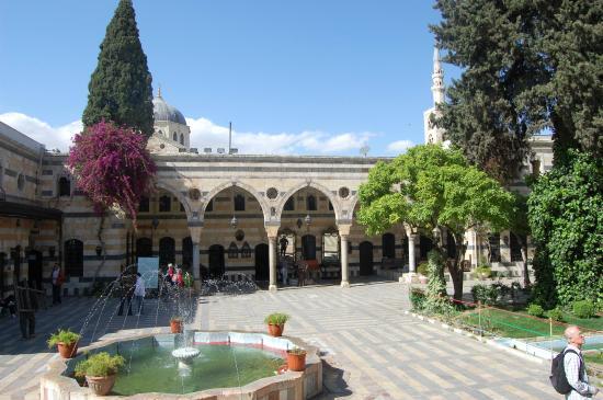 Al Azem Palace (Palace of As'ad, Pasha al-'Azm)
