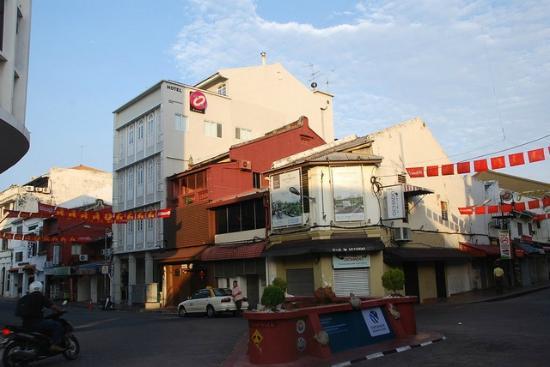 hangout@jonker: view of Hangout Hotel @jonker
