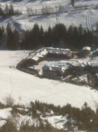Les Balcons de Val Cenis Le Haut : Résidence