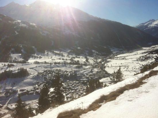 Les Balcons de Val Cenis Le Haut : Village