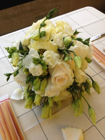 Hotel Erika: Wedding bouquet