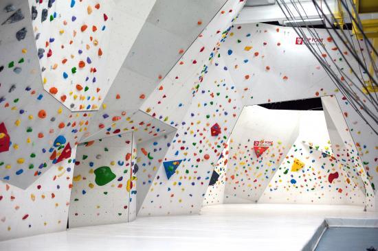 Panorama Climbing Center