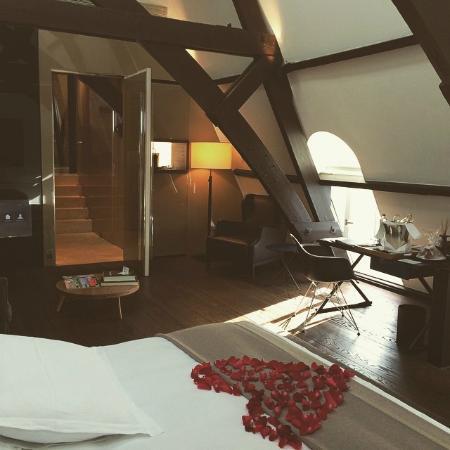 Hum photo de taiko amsterdam tripadvisor - Deco romantische ouderlijke kamer ...