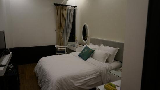 โรงแรมเมซองดีฮานอย: Room at Maison D'Hanoi