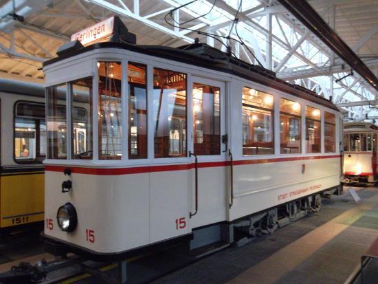 Strassenbahnwelt Stuttgart: Straßenbahn