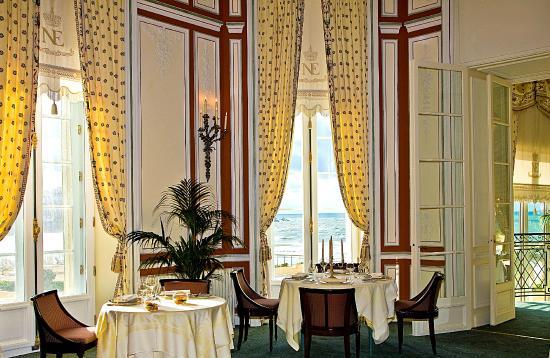 Villa Eugenie One Star Michelin Restaurant  Photo De Htel Du