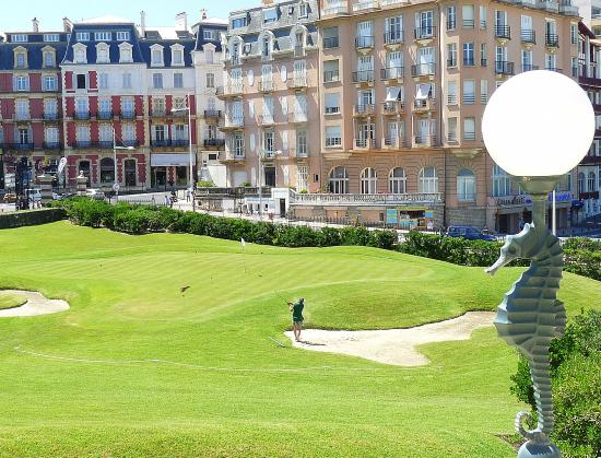 Hotel Du Palais  Updated  Prices  Reviews Biarritz France