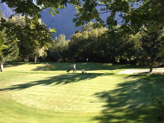 Aosta Arsanieres Golf Club