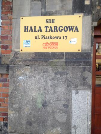 Market Hall (Hala Targowa)