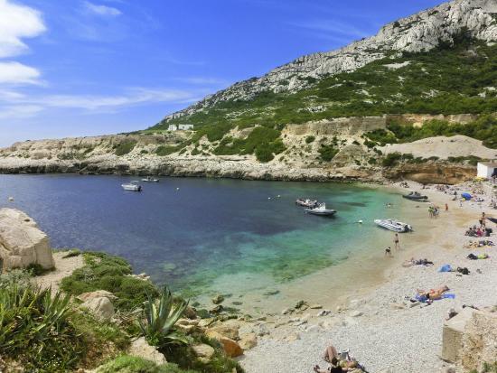 Ibis Marseille Bonneveine Route des Calanques : Calanques
