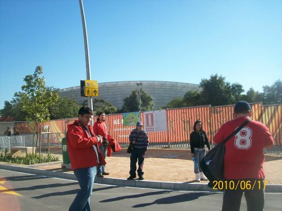 Cape Town Stadium (Green Point Stadium): 2010 Dünya kupası