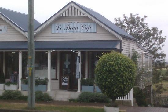 Le Beau Cafe: le beau morpeth