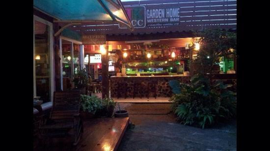 Garden Home Western Bar