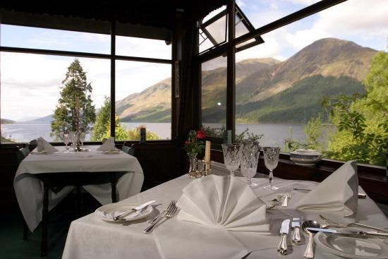 Corriegour Lodge Restaurant