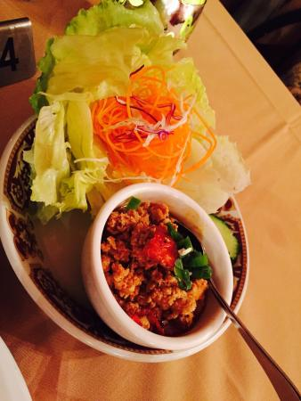Thai On The Hill: Entree