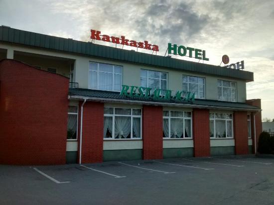 Wolsztyn, Poland: Hotel Kaukaska