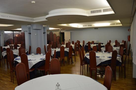 Hotel President: Particolare ristorante / sala colazioni