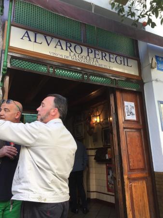 Taberna Alvaro Peregil