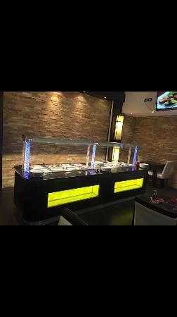 Wasabi Sushi and Wok Restaurant : nuova