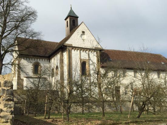 Kleincomburg St. Agidius