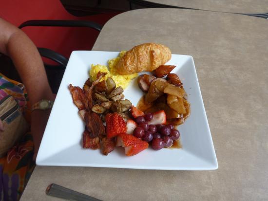 Richmond Place Inn: Amazing Breakfast