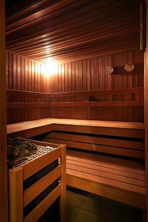 Hotel Hyllit: TOP CityLine Hyllit Hotel_Sauna