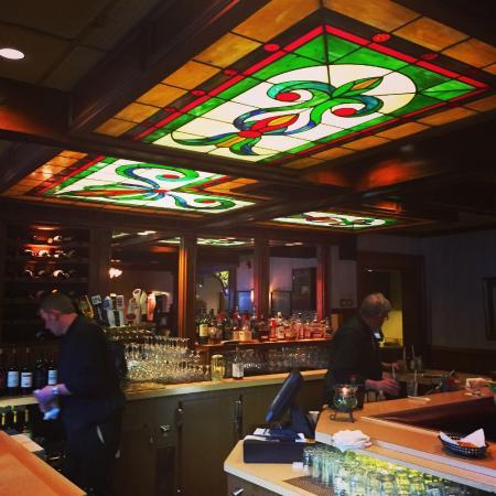 Picture of port hotel restaurant lounge for Porte 12 restaurant