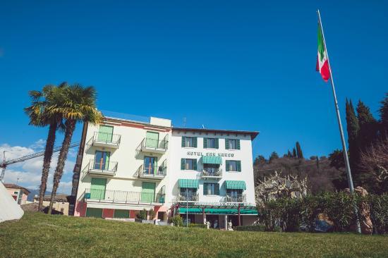 Hotel San Marco: Vista esterna