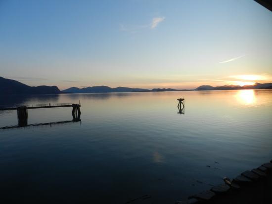 Stikine Inn: traumhafte Aussicht