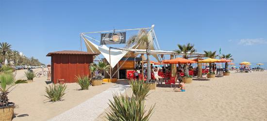 Zona 6 Beach Bar