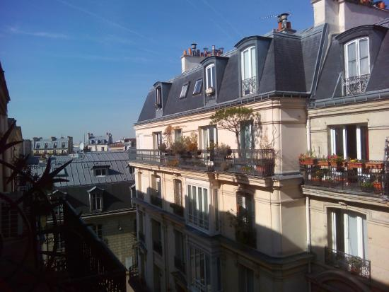 Hotel Andre Gill Paris France