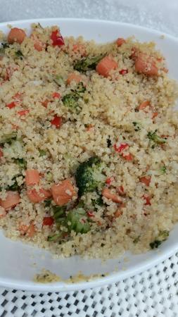 Biscotti's Cafe: Quinoa