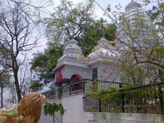 Sambalpur, India: Budharaja Temple