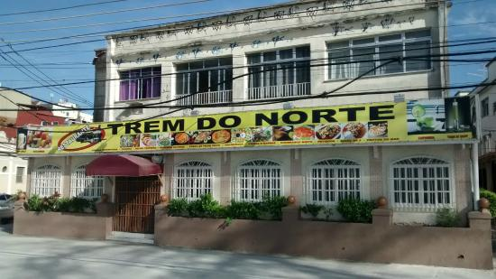 Trem Do Norte Restaurante e Lanchonete