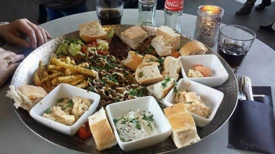 Obba : Mezze + Grill for lunch