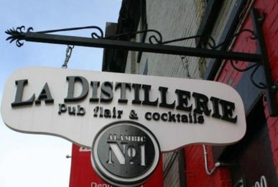 La Distillerie No.1 : D1