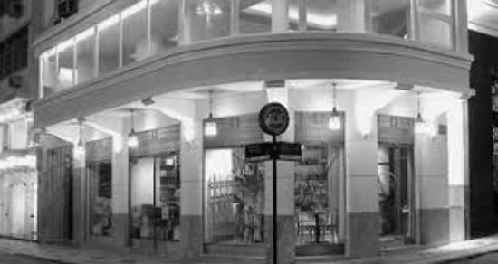 Emporio Santa Fe: Santa Fé Rio a noite
