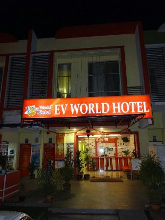 EV World Hotel Enstek