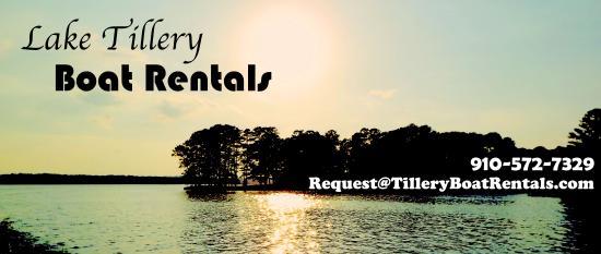 Lake Tillery Boat Rentals
