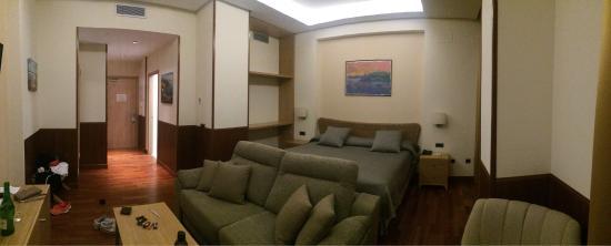 Hotel Casa Consistorial: Deluxe Room
