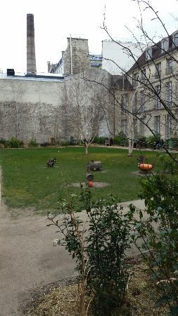 Le Jardin des Rosiers - Joseph-Miguere