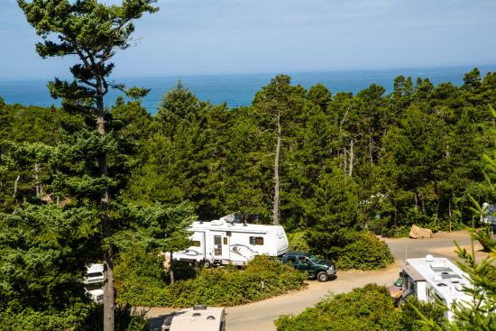 Pacific City RV & Camping Resort