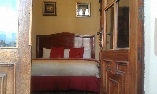 Hotel La Circasiana : Habitacion
