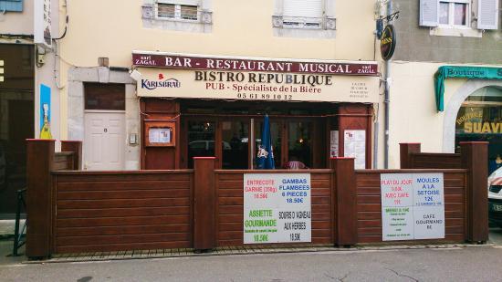 restaurant republique