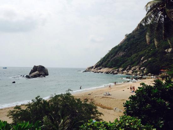 มนต์ทะเล บีช รีสอร์ท: Mooi uitzicht