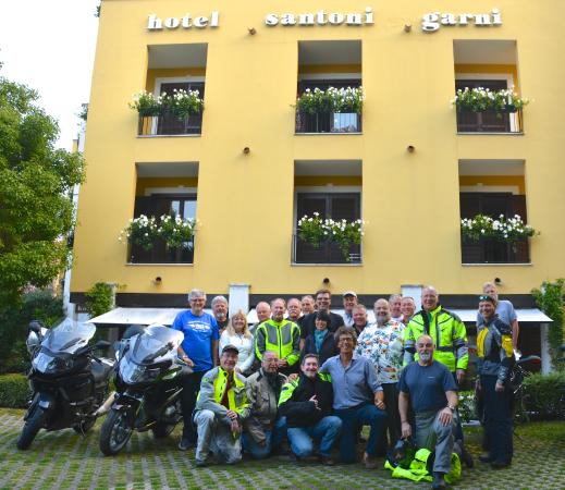 Hotel Santoni Freelosophy: MAXImal Tours Alps Tour 2014